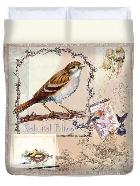 Natural Bliss Duvet Cover