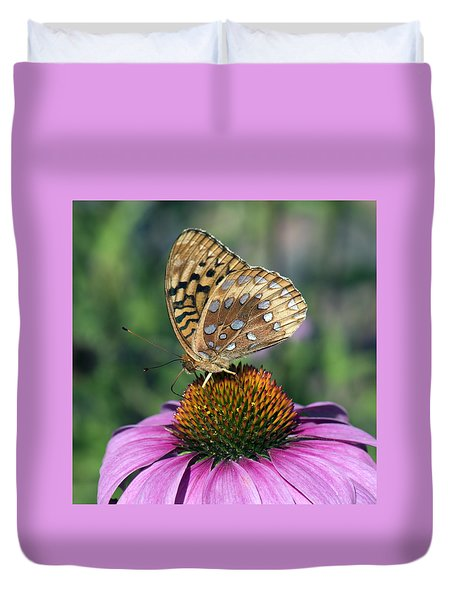 Natural Colors Duvet Cover