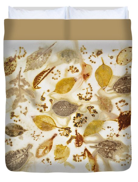 Natural Elements 1 Duvet Cover