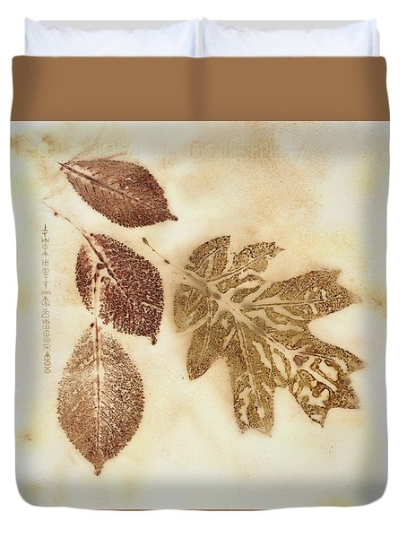 Natural Elements 10 Duvet Cover