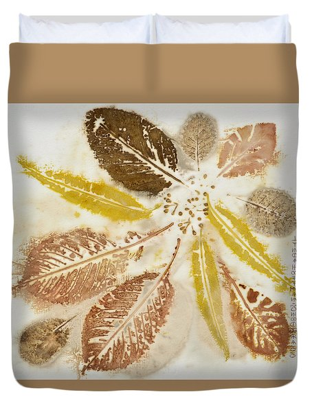 Natural Elements 12  Duvet Cover