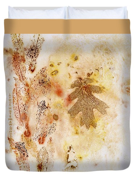 Natural Elements 3 Duvet Cover