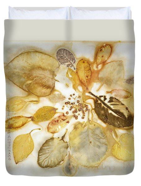 Natural Elements 4 Duvet Cover