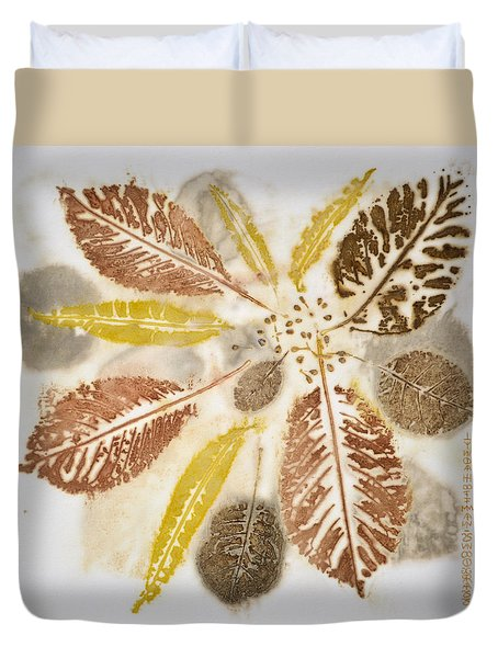 Natural Elements 5 Duvet Cover