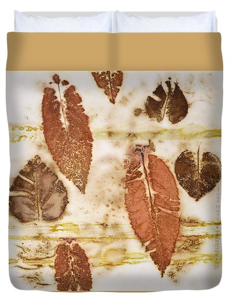 Natural Elements 7 Duvet Cover