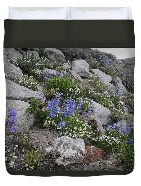 Natural Garden Duvet Cover