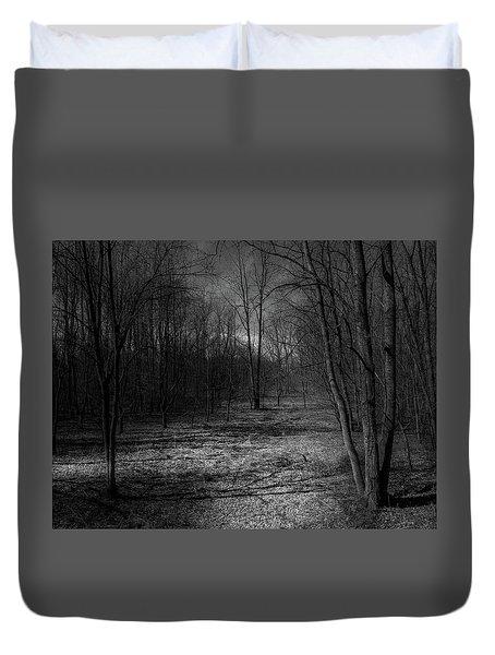 Natural Path Duvet Cover