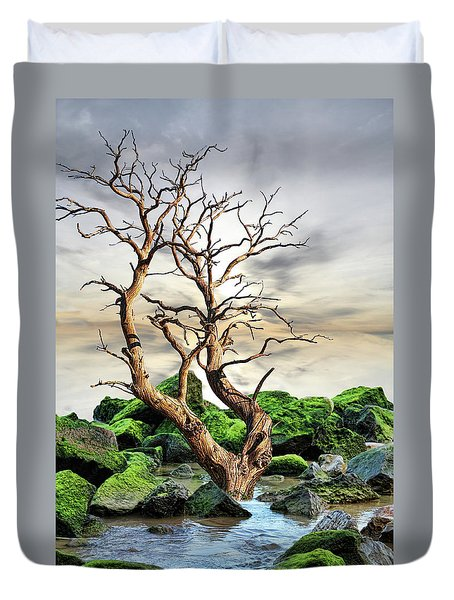 Natural Surroundings Duvet Cover