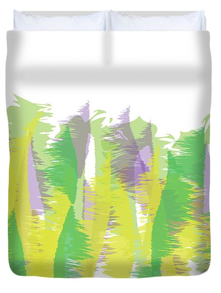 Nature - Abstract Duvet Cover