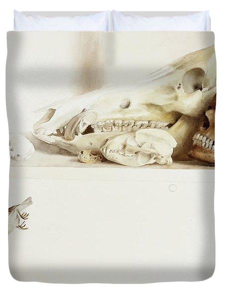 Nature Morte Duvet Cover