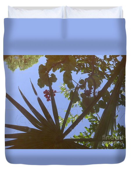 Nature Reflected Duvet Cover