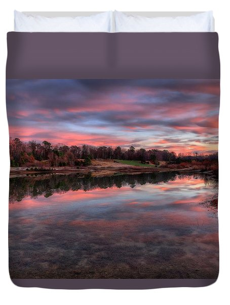 Nature Reserved Duvet Cover