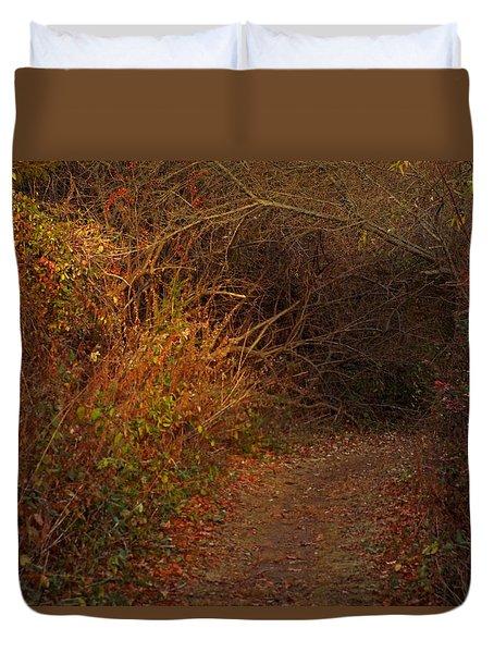 Nature Trail 2 Duvet Cover