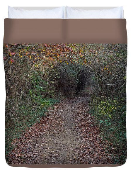 Nature Trail 3 Duvet Cover
