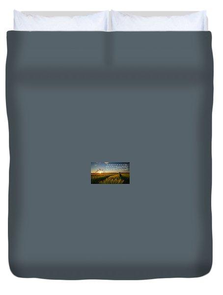 Nature710 Duvet Cover