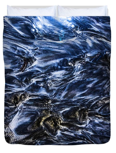 Natures Abstract Duvet Cover