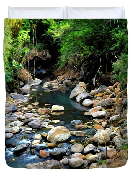 Nature's Beauty 50 Version 3 Duvet Cover