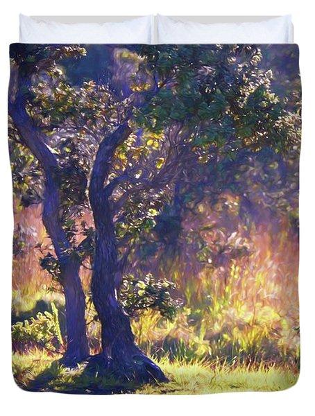 Nature's Beauty 81 Duvet Cover