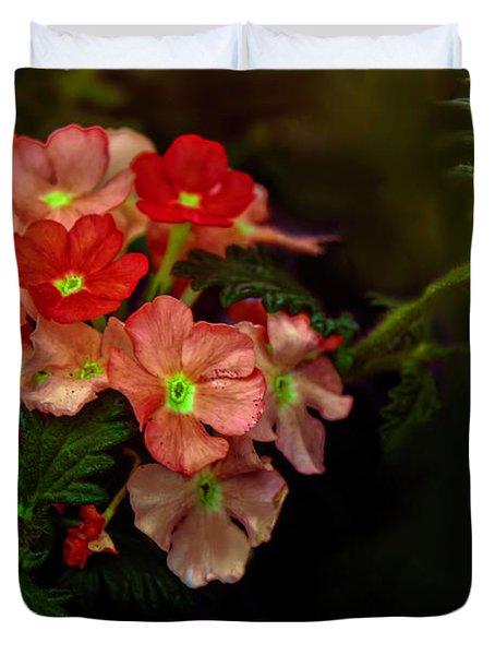 Natures Bouquet Duvet Cover