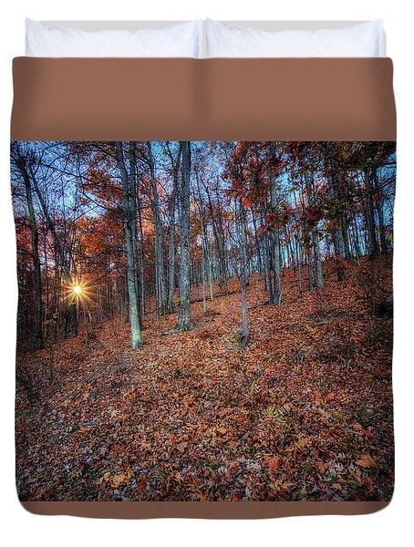 Nature's Carpet Duvet Cover