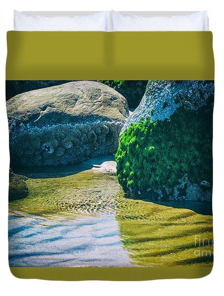 Natures Colors Duvet Cover