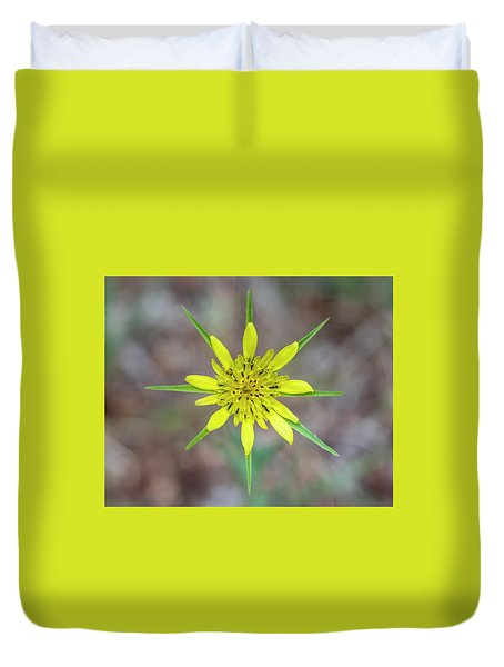 Nature's Compass Duvet Cover