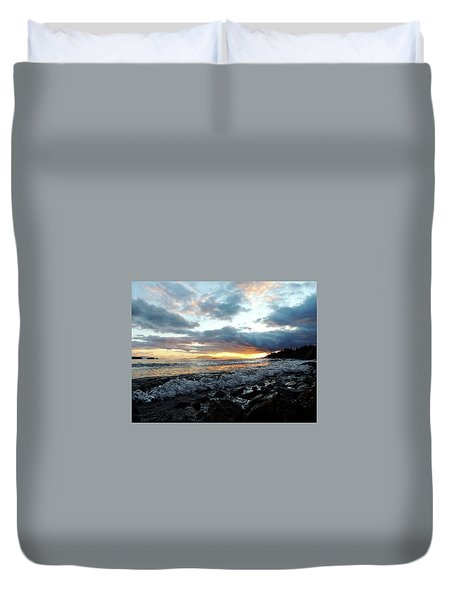 Nature's Force Duvet Cover