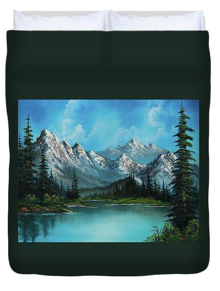Nature's Grandeur Duvet Cover