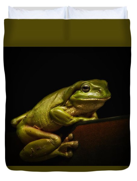 Natures Green 01 Duvet Cover