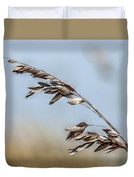 Nature's Hummingbird Duvet Cover