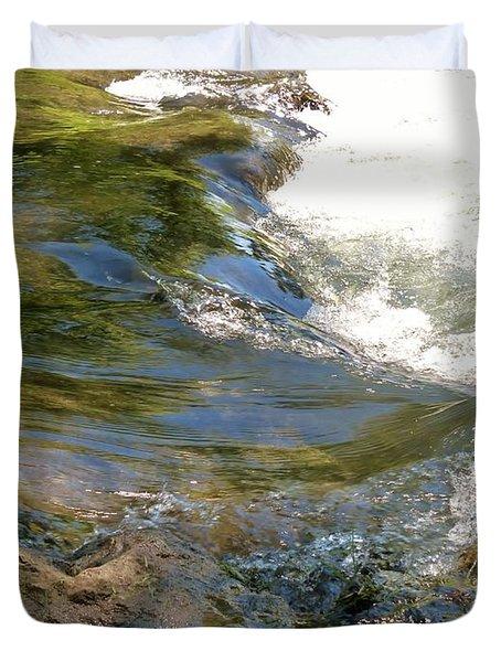 Nature's Magic Duvet Cover