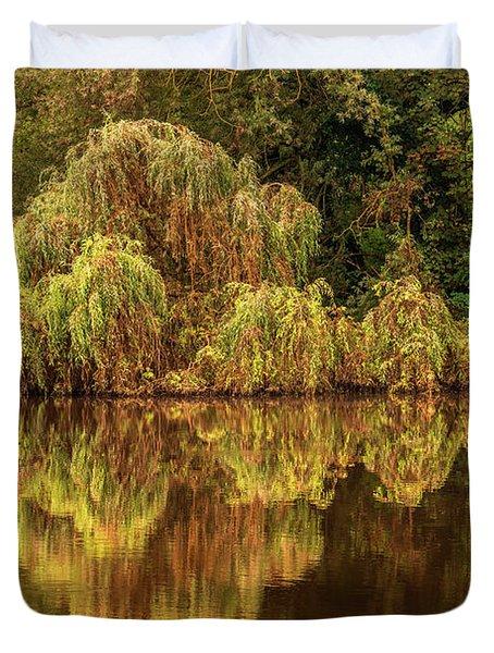 Nature's Mirror Duvet Cover
