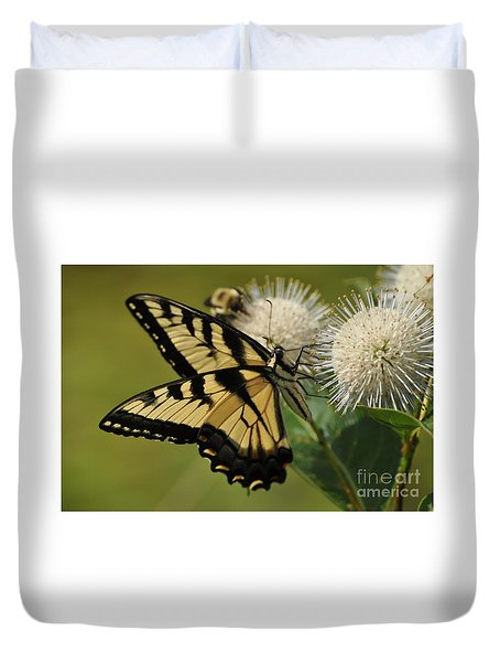 Natures Pin Cushion Duvet Cover
