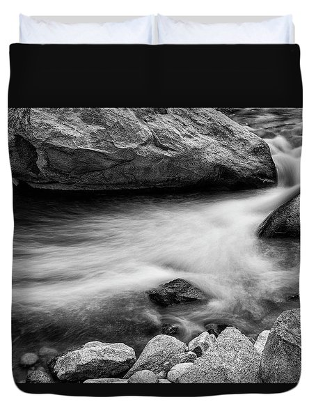 Duvet Cover featuring the photograph Nature's Pool by James BO Insogna