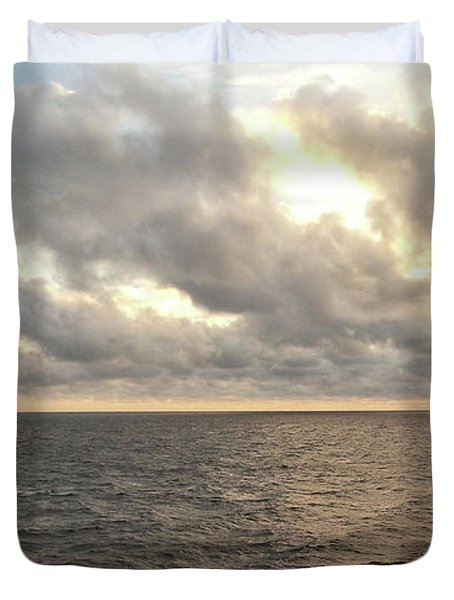 Nature's Realm Duvet Cover