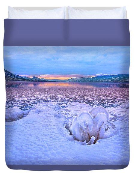 Nature's Sculpture Duvet Cover