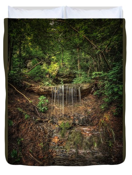 Natures Spring Duvet Cover