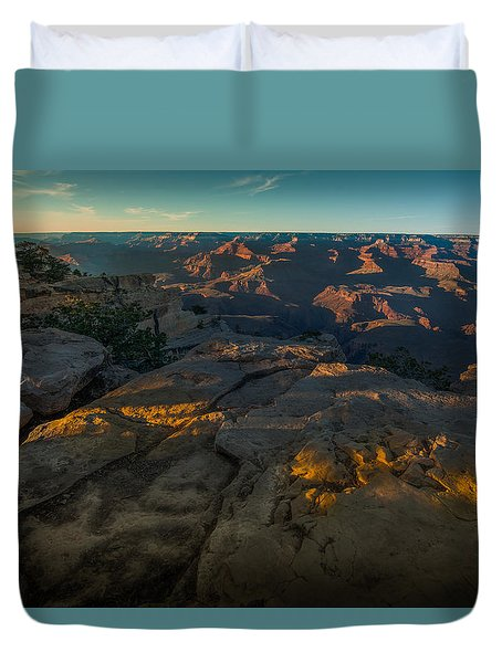 Nature's Wonder Duvet Cover