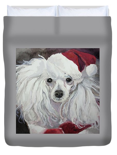Naughty Or Nice Duvet Cover