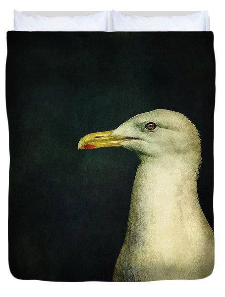 Naujaq Duvet Cover by Priska Wettstein