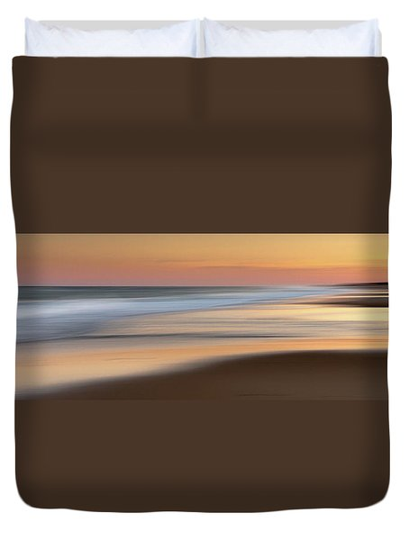 Nauset Beach 6 Duvet Cover