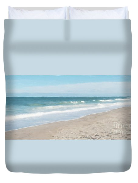 Nauset Beach Duvet Cover