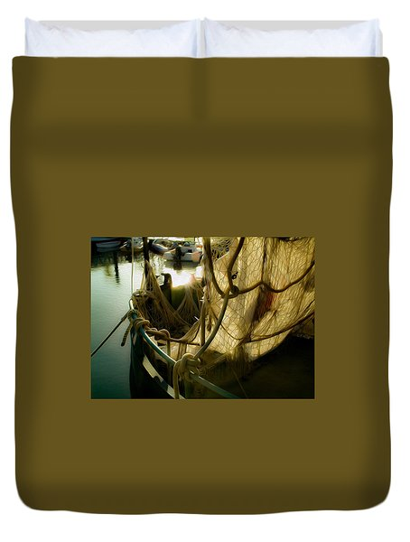 Nautical Dreams Duvet Cover