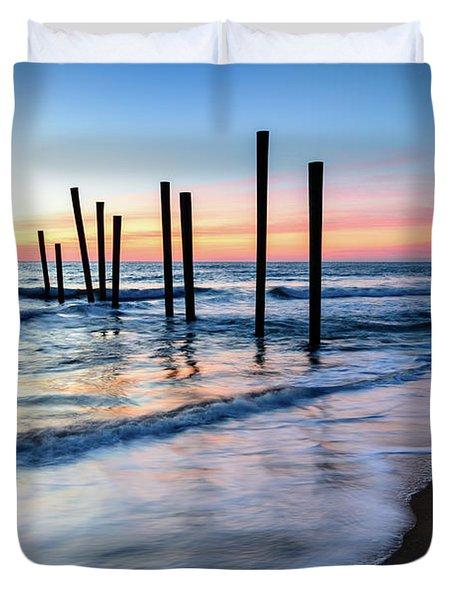 Nautical Morning Duvet Cover
