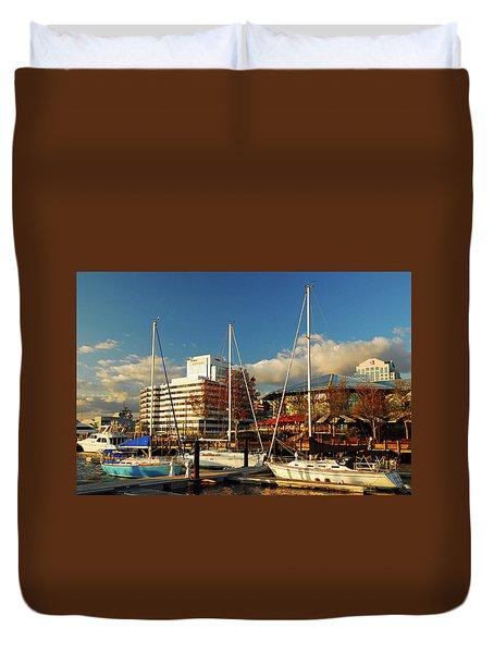 Nautical Norfolk  Duvet Cover