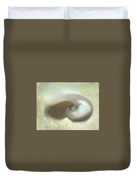 Nautilus #1 Duvet Cover