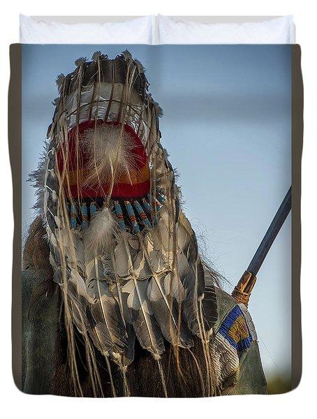 Navajo Bonnet Duvet Cover