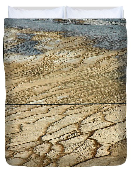 Near Grand Prismatic Duvet Cover