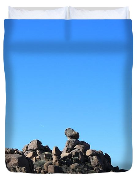 Near Wickenburg, Az Duvet Cover