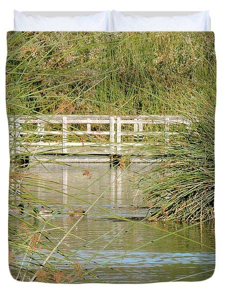 Neary Lagoon Duvet Cover